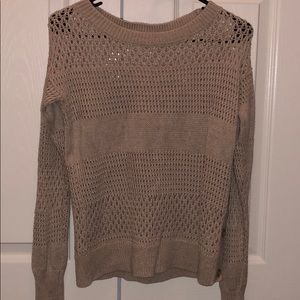 Victoria's Secret Knit Sweater with Side Buttons